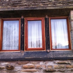 Iroko Window
