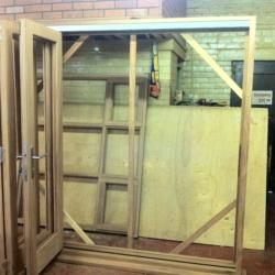 Utile Bi-Folding Doors