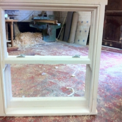 sprial sash window