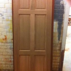 Iternal Panel Door