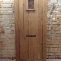 Oak T&G Door
