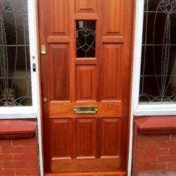 Panel Door After