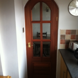 internal Arched Door